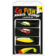 Darts Go Fish Dragset 4 - Abborre/Regnbåge