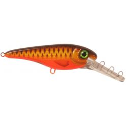 Strike Pro Buster II Deep Crankbait 12 cm - Brown Parrot