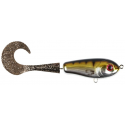 Wolf Tail Jr Shallow 16 cm - Metallic Perch