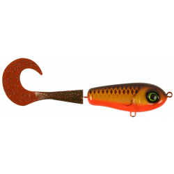 Wolf Tail Shallow 23 cm - Brown Parrot