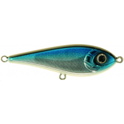 Tiny Buster Jerkbait 6,5 cm - Blue Chrome