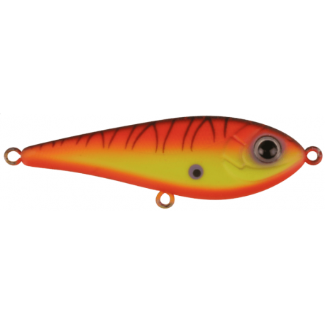 Tiny Buster Jerkbait 6,5 cm - Orange Crush