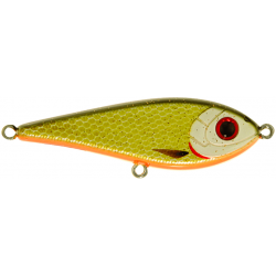 Tiny Buster Jerkbait 6,5 cm - Dirty Roach