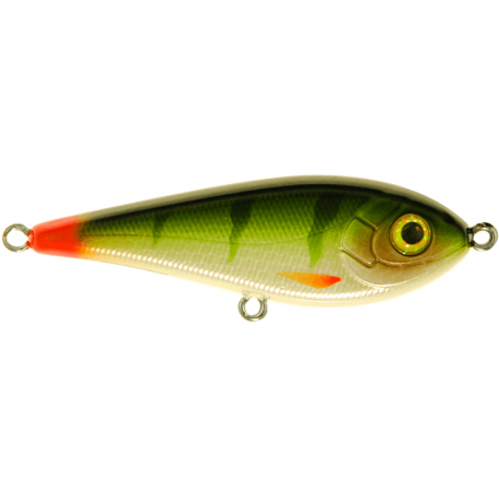 Tiny Buster Jerkbait 6,5 cm - Natural Perch
