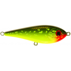 Tiny Buster Jerkbait 6,5 cm - Hot Pike