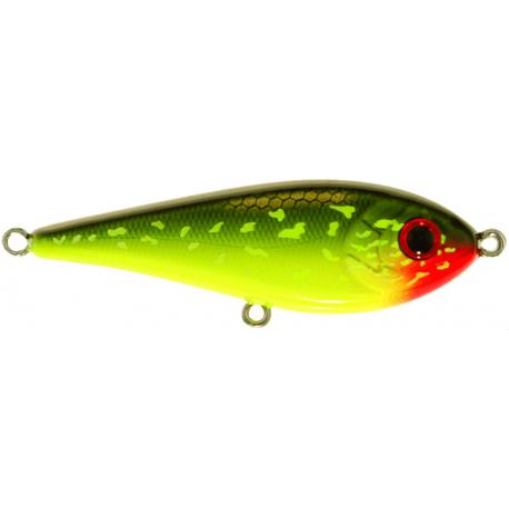 Tiny Buster Jerkbait 6,5 cm - Hot Pike