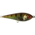 Tiny Buster Jerkbait 6,5 cm - Metallic Perch