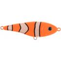 Baby Buster Jerkbait 10 cm - Clownfish