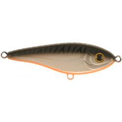 Baby Buster Jerkbait 10 cm - Grey Shadow