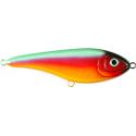 Baby Buster Jerkbait 10 cm - Parrot