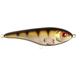 Baby Buster Jerkbait 10 cm - Metallic Perch