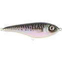 Baby Buster Jerkbait 10 cm - Mackerel Pearl