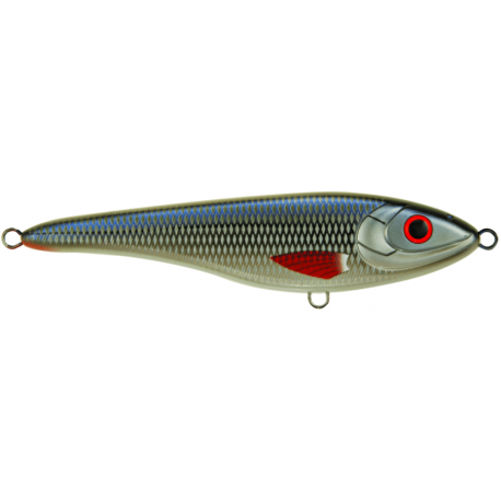 Big Bandit Shallow Runner 20 cm - Whitefish