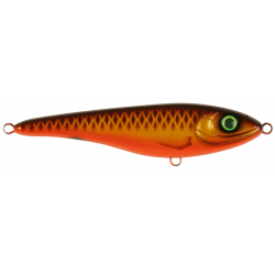 Big Bandit Shallow Runner 20 cm - Brown Parrot