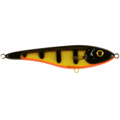 Big Bandit Suspending 20 cm - Black Okiboji Perch