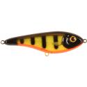 Buster Jerk Shallow Runner 15 cm - Black Okiboji Perch