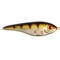 Buster Jerk Shallow Runner 15 cm - Metallic Perch