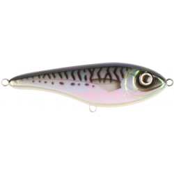 Buster Jerk Shallow Runner 15 cm - Mackerel Pearl