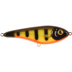 Buster Jerk 15 cm - Black Okiboji Perch
