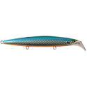 Strike Pro Scooter Minnow 9 cm - Blue Silver OB