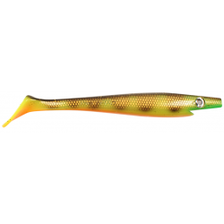The Pig Shad 23 cm - Orange Belly Perch