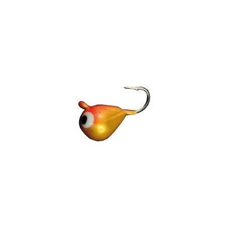 Drippo Mormyska 3,6 gr - Guld/Orange