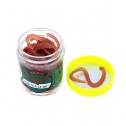 Baohua Lures Earthworm, Sjunkande