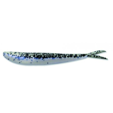 "Lunker City Fin-S Fish 7"" - S&P Blue Phantom 101, 5-pack"