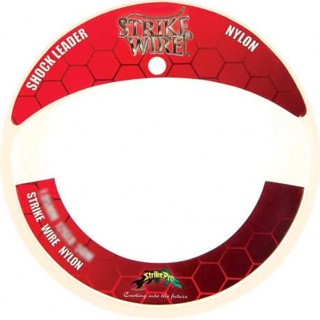 Strike Wire Shock Leader Nylon 1,28 mm - 45 m