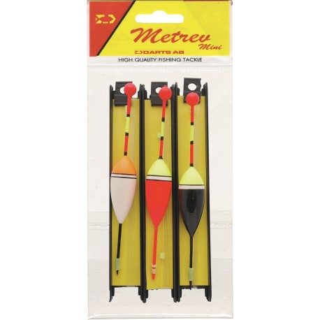 Darts Metrev Flöte Mini 3-pack