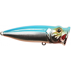 Strike Pro Perch Pop 7 cm - Blue Silver OB