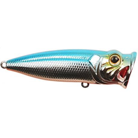 Strike Pro Perch Pop 7 cm - Blue Silver OB