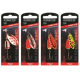 Kinetic Magni Spinnare 4-pack