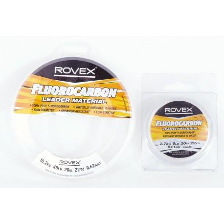 Rovex Fluorocarbon, 0,27mm 20m