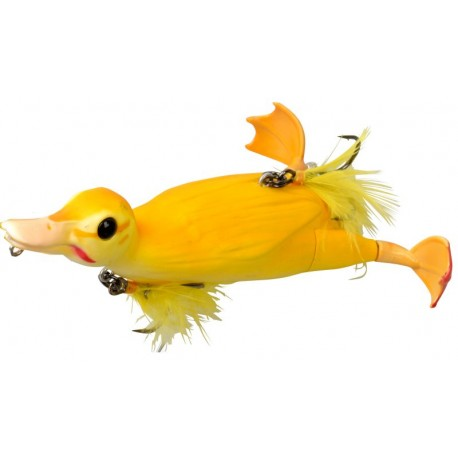 Savage Gear 3D Suicide Duck Ytbete 10,5 cm - Yellow