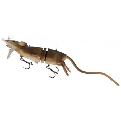 Savage Gear 3D Rad Ytbete 20 cm - Brown