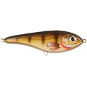 Buster Jerk Shallow Runner 15 cm - Natural Walleye