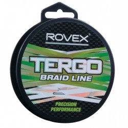 Rovex Tergo Braid Line, Flätlina 0,12mm (metervara)