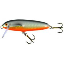 Nils Master Spearhead 8 cm - 15 Silver/Orange
