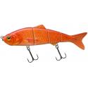 Fladen Maxximus Realistic Multijointed Jake 12 cm - Guldfisk