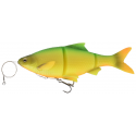 Savage Gear 3D Line Thru Roach MS 18 cm - Firetiger