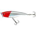 Jaxon XTR-G Abborrpopper 7 cm - Röd/Vit