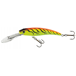 Jaxon Diver Gösvobbler 11 cm - Gul/Orange
