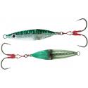 Savage Gear Squish Jig 100 gr - Green Mackerel
