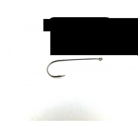 Enkelkrok Eagle Claw 214BPG, storlek 8, levereras i 10-pack