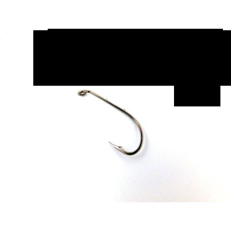 Enkelkrok Eagle Claw L181G, storlek 1/0