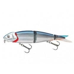 4Play Herring Swim and Jerk, 13 cm SS - Blue Silver