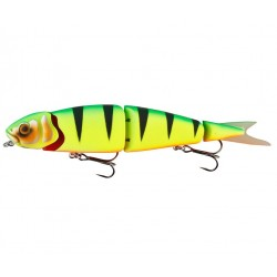 4Play Herring Swim and Jerk, 13 cm SS - Fire Tiger