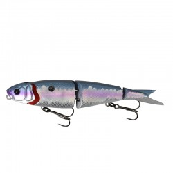 4Play Herring Swim and Jerk 13 cm, Blue Magic Shad