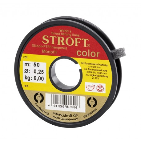Stroft Black 50 m - 0,30 mm